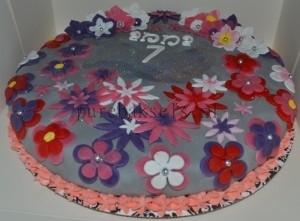 bloemen-taart