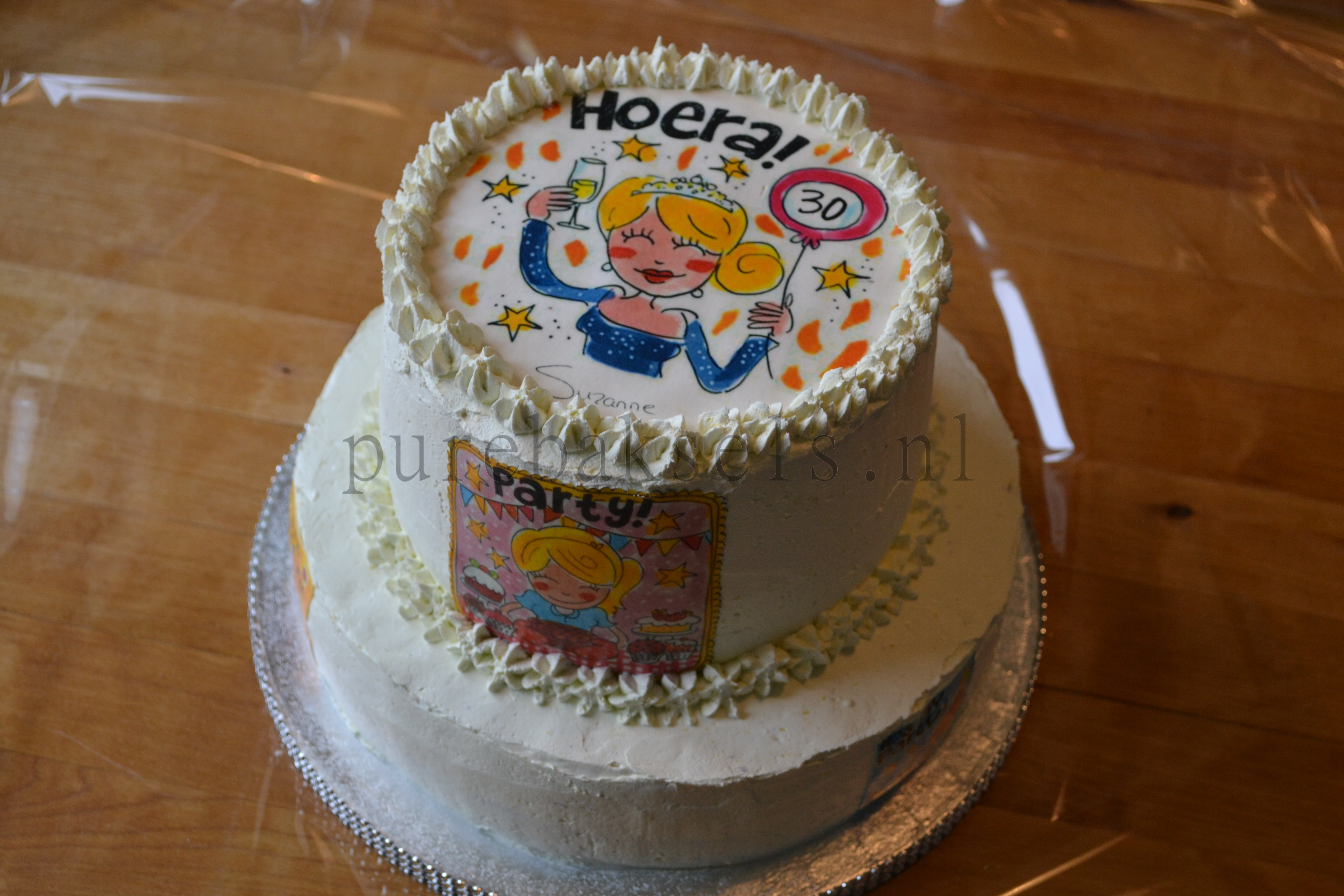 Blond amsterdam taart (2)