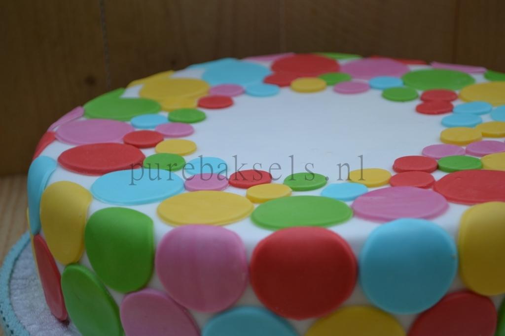 Confetti taart (1)