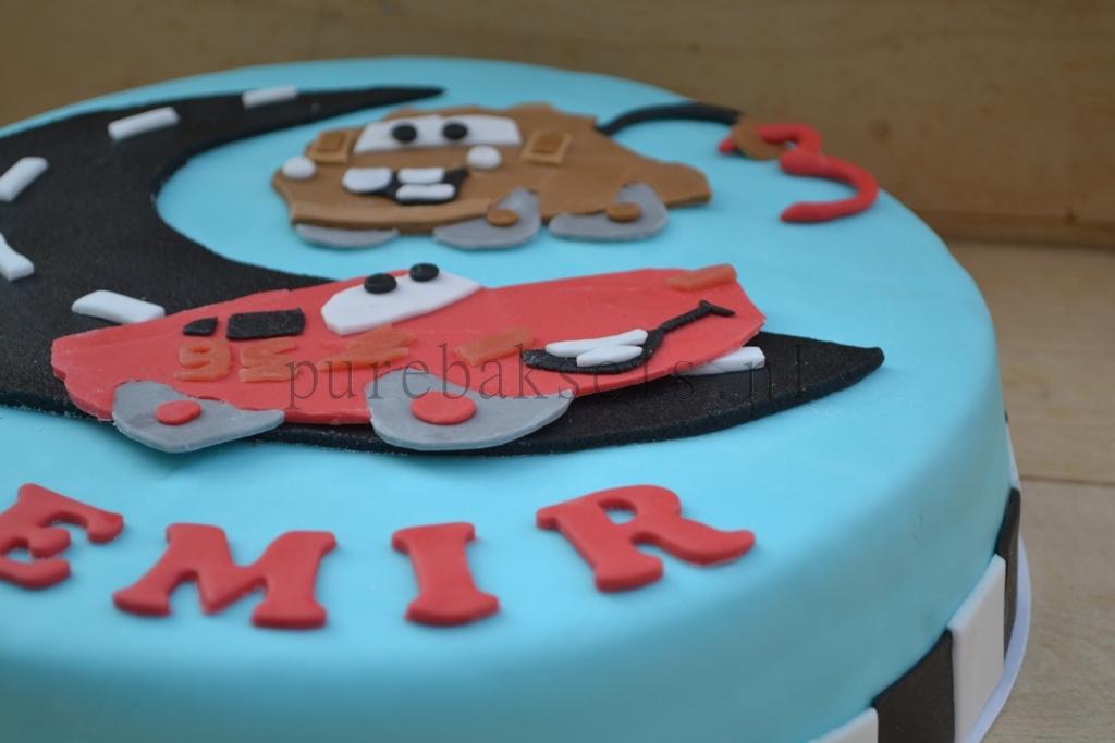 cars taart (2)