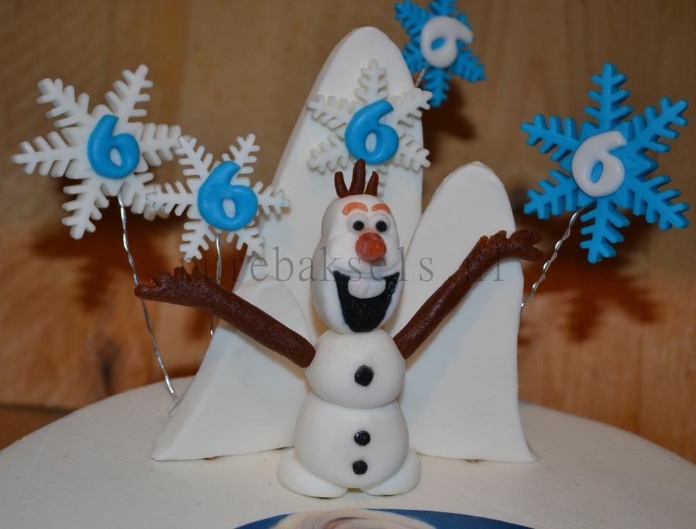 Frozen taart (4)