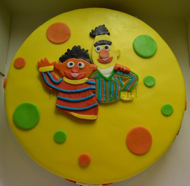 sesamstraat taart (2)