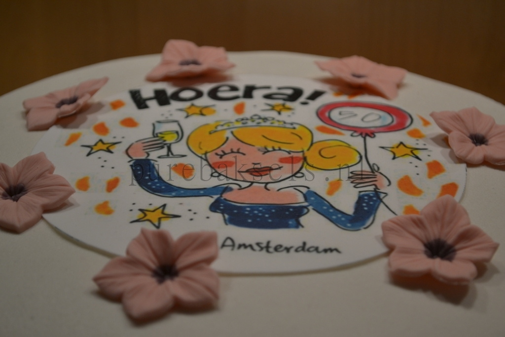 Blond taart (1)