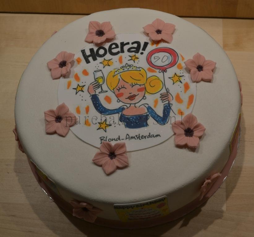 Blond taart (6)