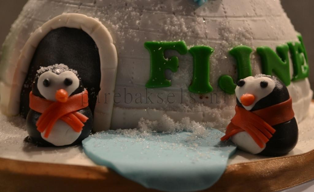 kerst iglo taartje (6)