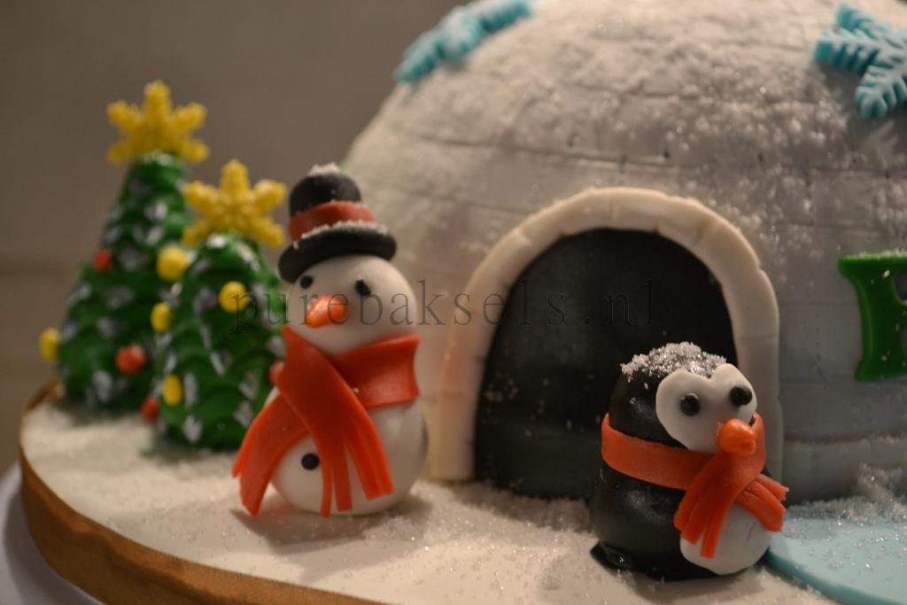 kerst iglo taartje (7)