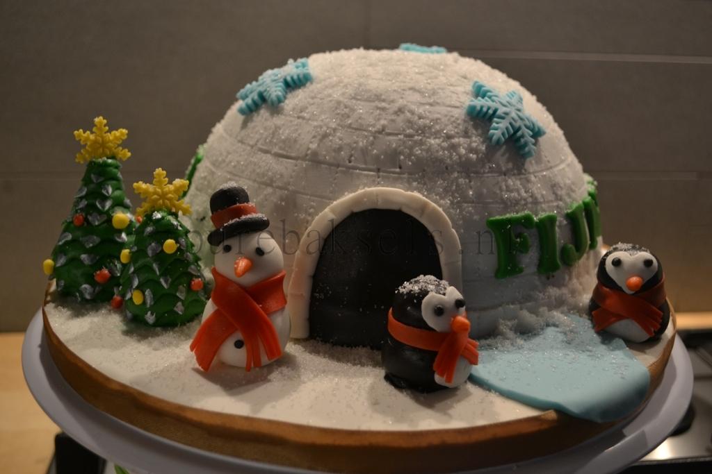 kerst iglo taartje (9)