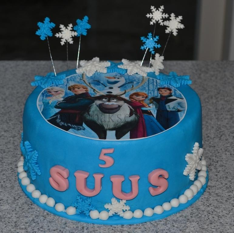 Frozen taart 3 (3)
