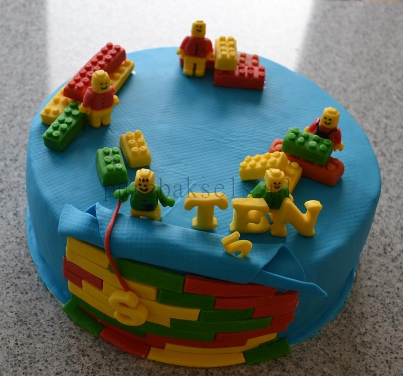 Lego taart (2)