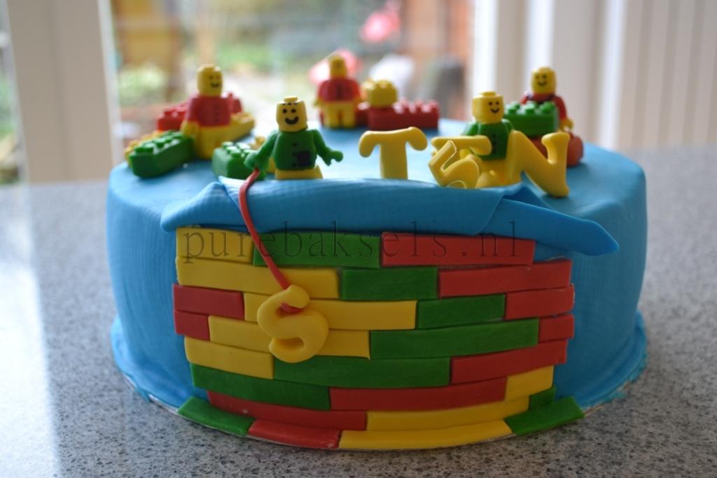 Lego taart (3)