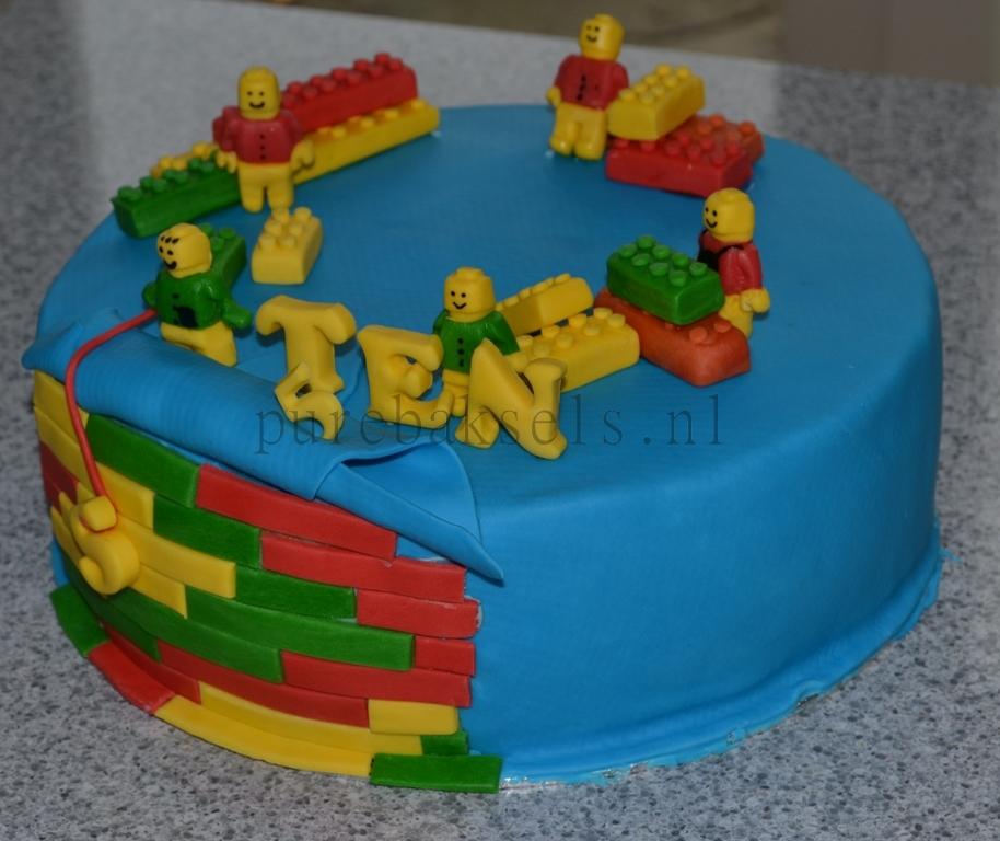 Lego taart (4)