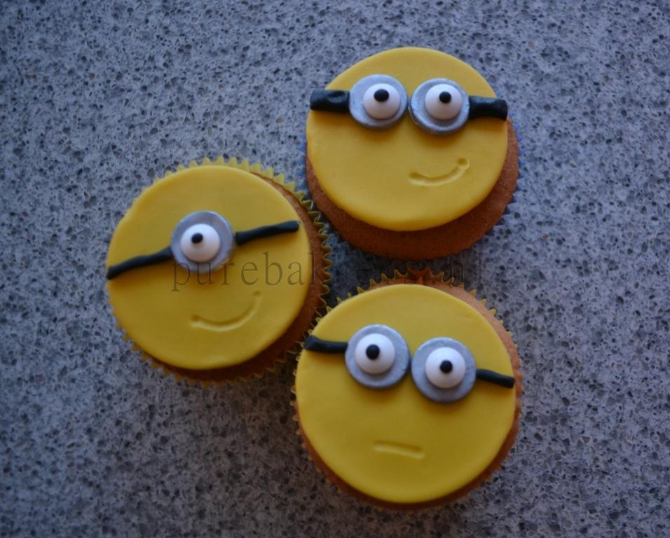 minion cupcakes (5)