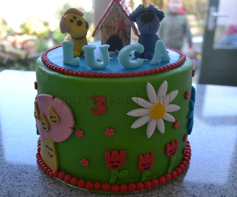 Woezel&pip taart (2)