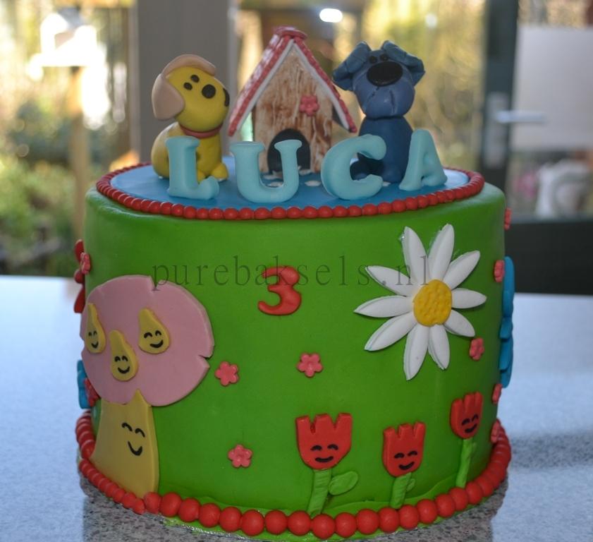 Woezel&pip taart (3)