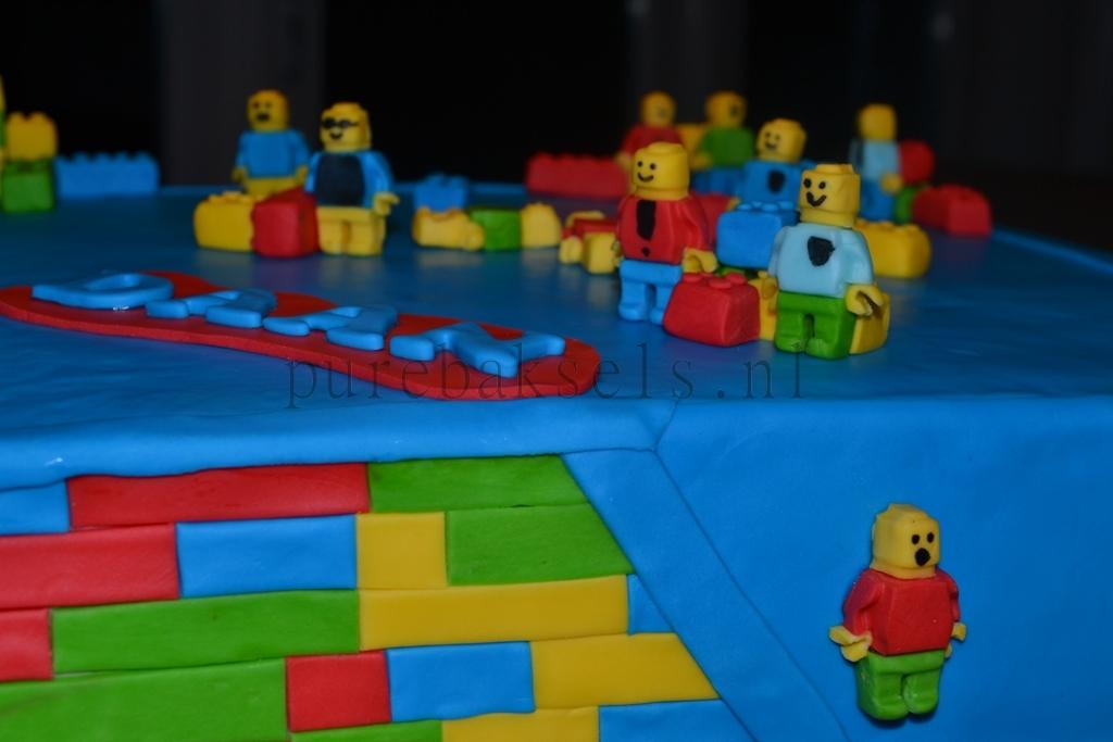 vierkante lego taart (2)
