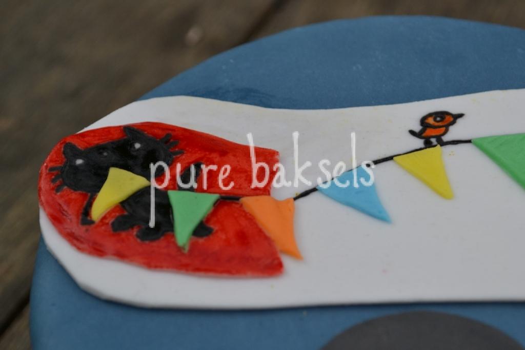 Pim en Pom taart (1)