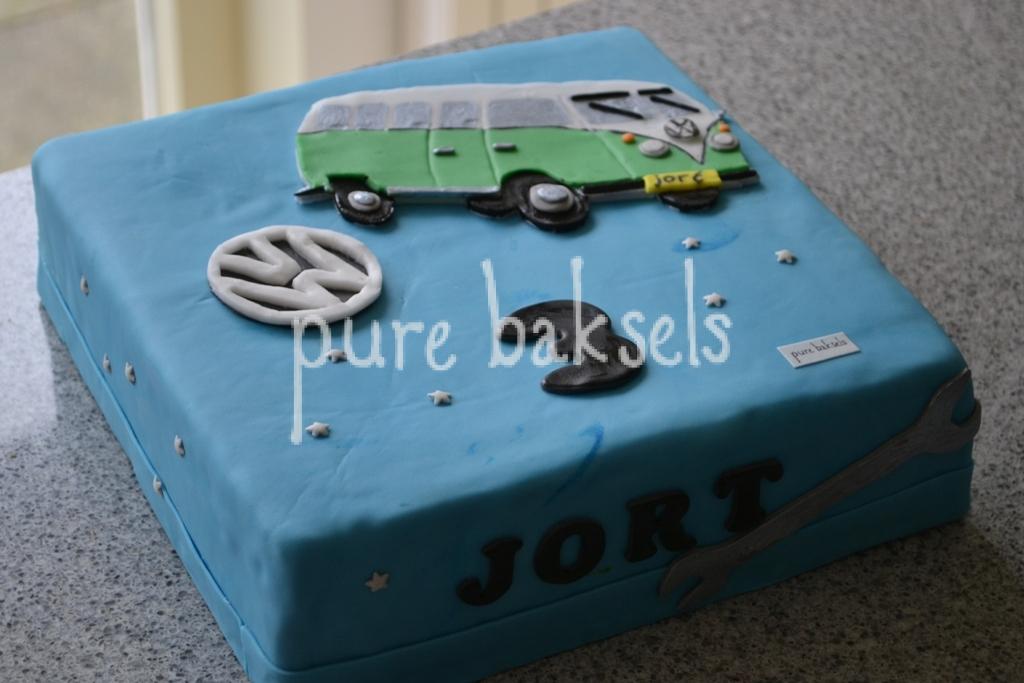 Volkswagen taart (1)