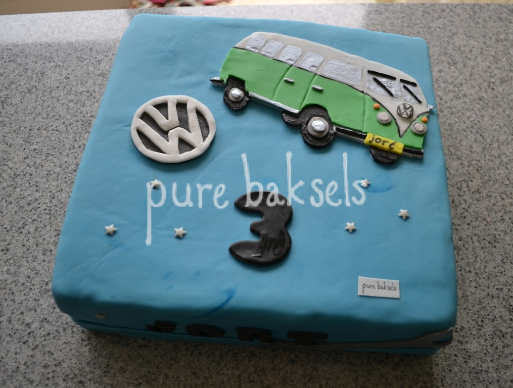 Volkswagen taart (2)